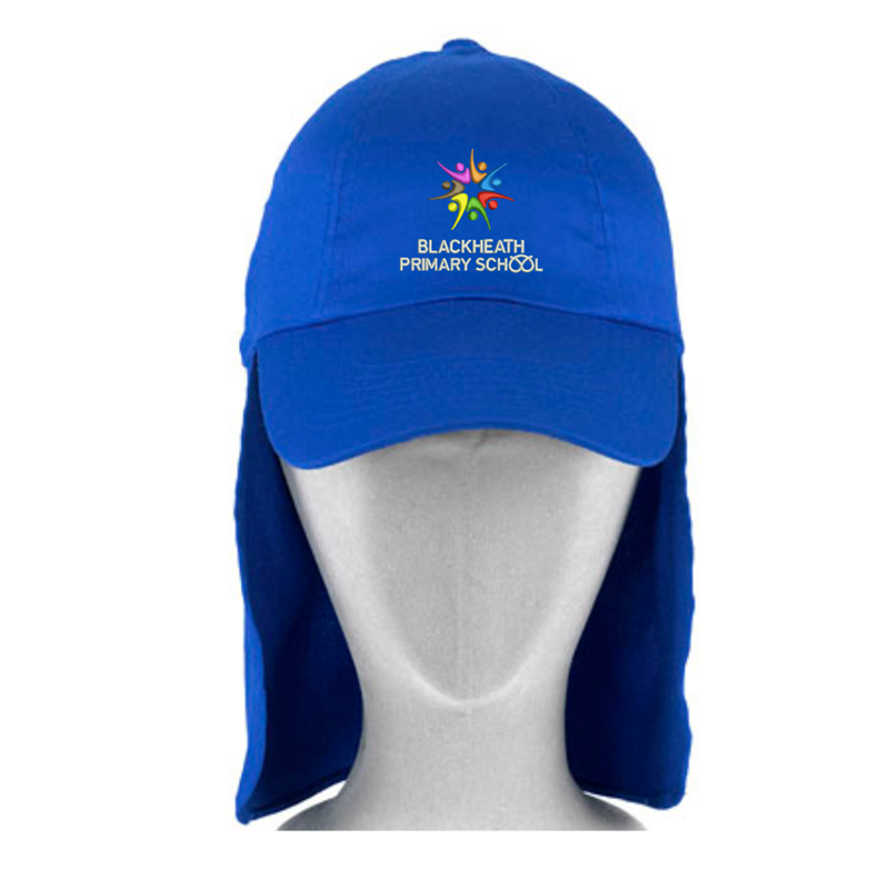 Baseball Cap with School logo embroidered